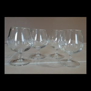 Other - 💐2 for $20💐 Set of 4 apertif glasses